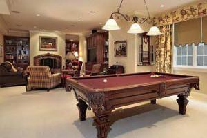 Pro pool table moves and pool table repair in Dayton