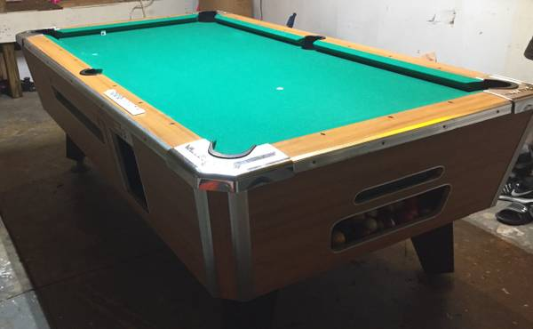 Pool Tables For Sale In Dayton OhioSOLO Sell A Pool Table In - Valley pool table coin mechanism