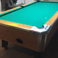 7' Valley Pool Table