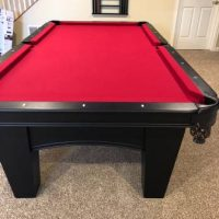 Billiard Brunswick Table