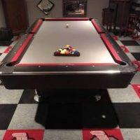 Ohio Slate Pool Table