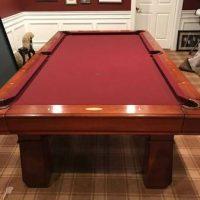 Pool Table Peter Vitalie