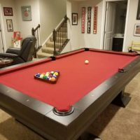 Nearly New Pool Table
