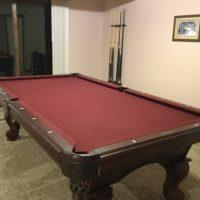 American Heritage Pool Table