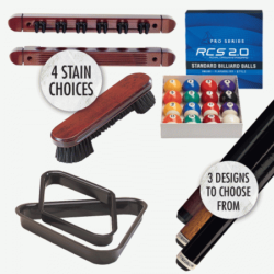 All New Billiard Accessories for Sale